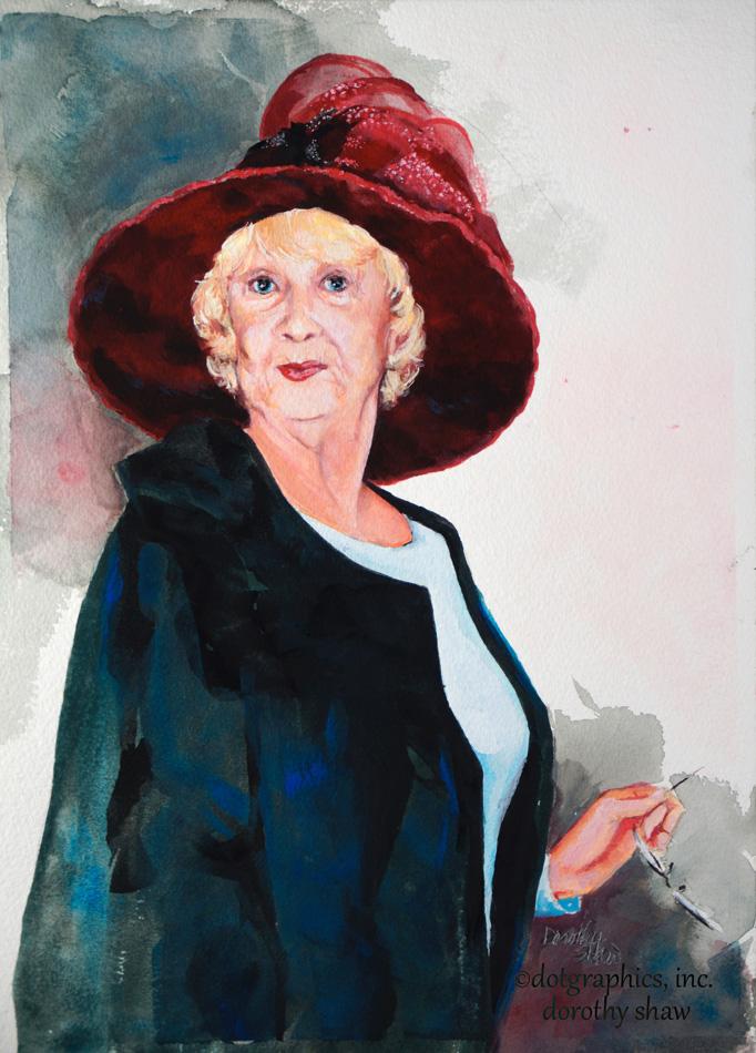 Idelle, Portrait