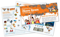 MidFirst Bank Newsletter for Kids