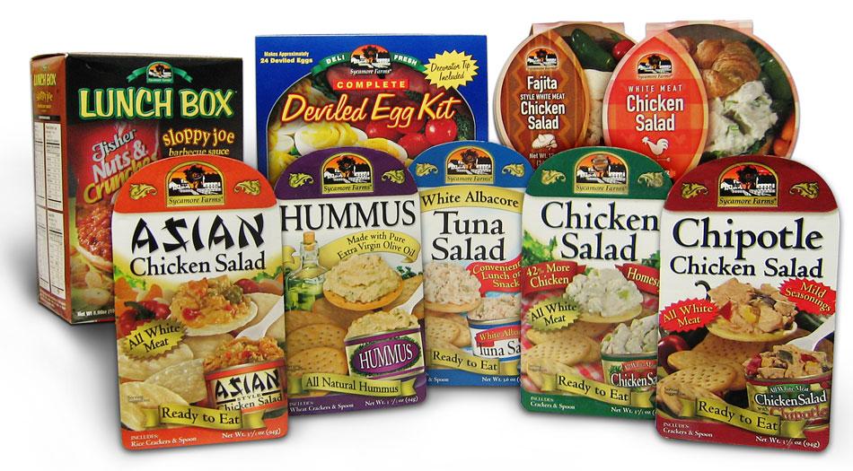 Suter Food Packaging
