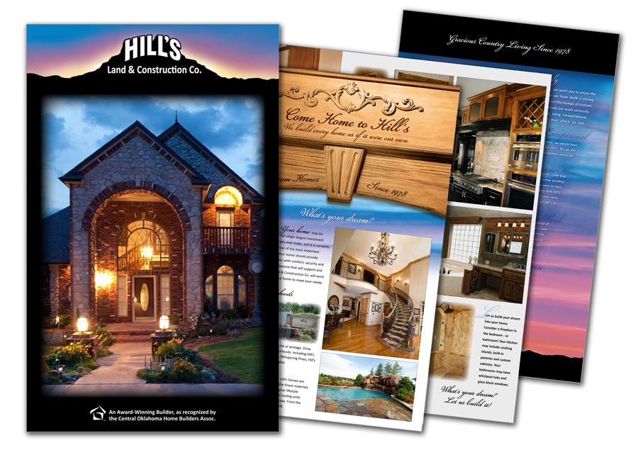 Hills Luxury Homes Brochure