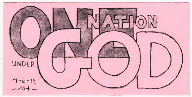 One Nation Under God 070619