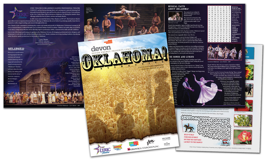 Oklahoma! Lyric Theater Interactive