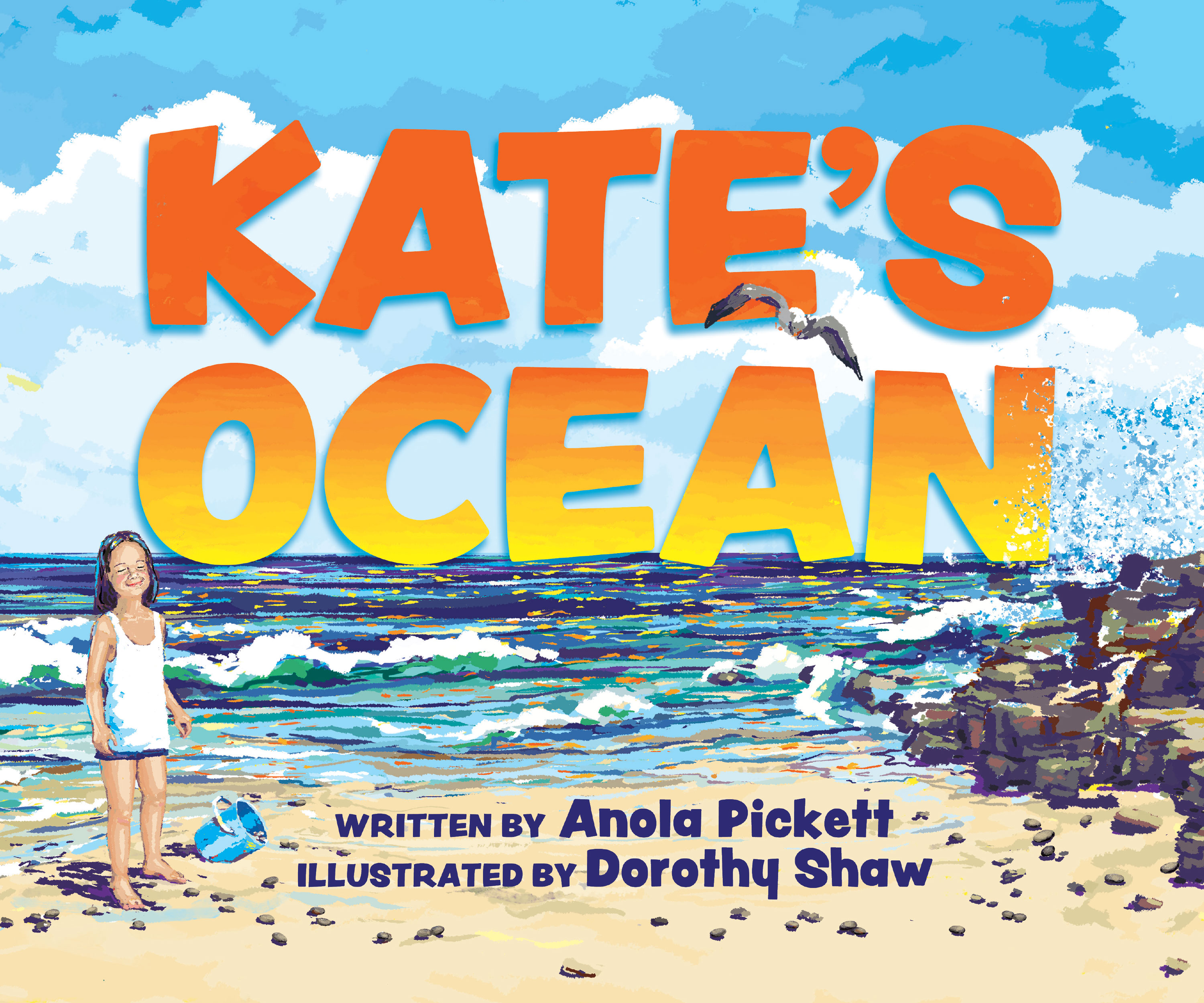 Kate's Ocean, Picture Book