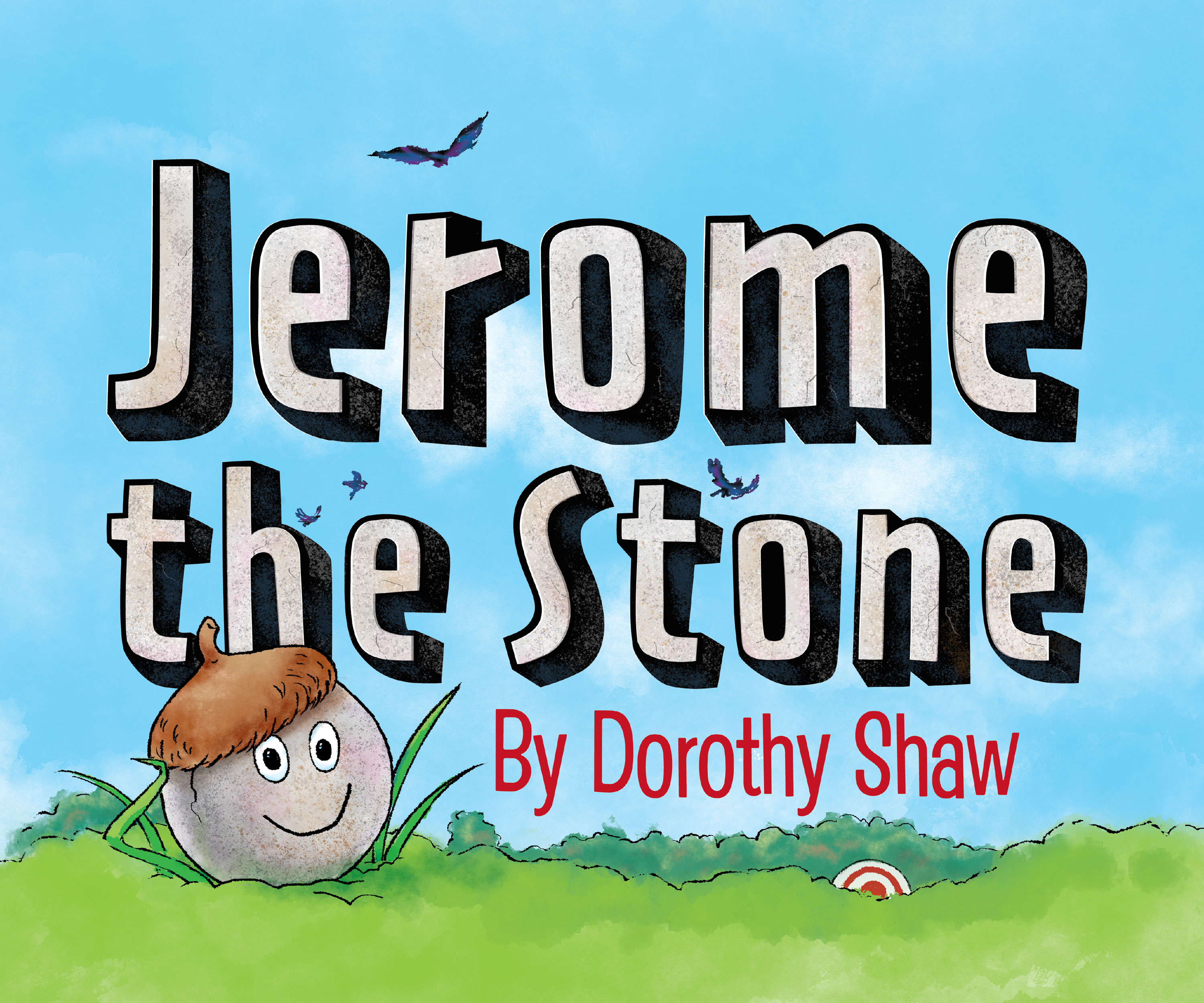 Jerome the Stone, Picture Book