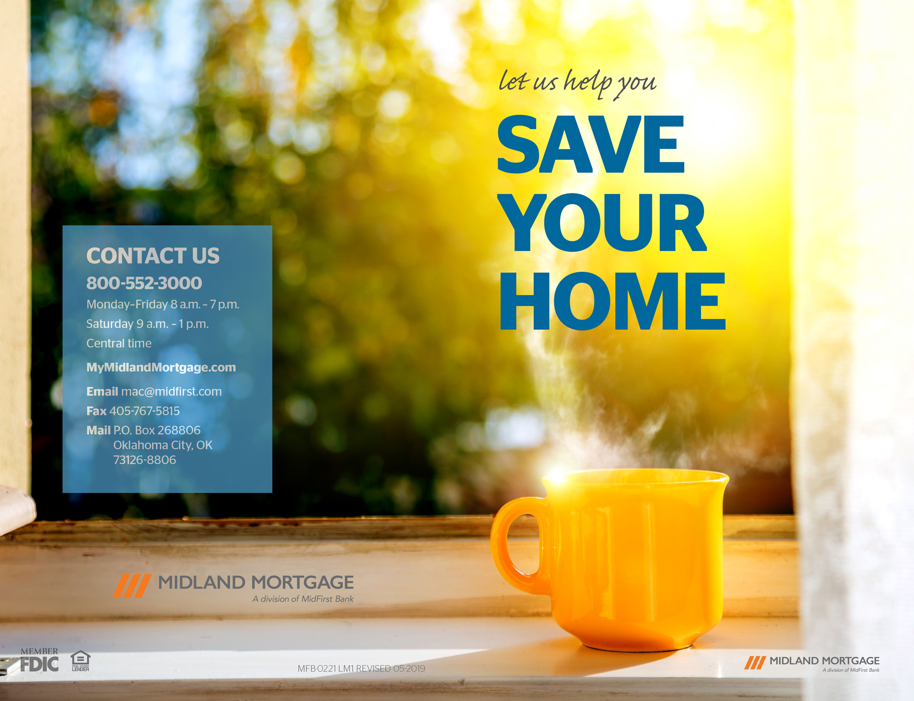 Midland Mortgage Assistance Brochure