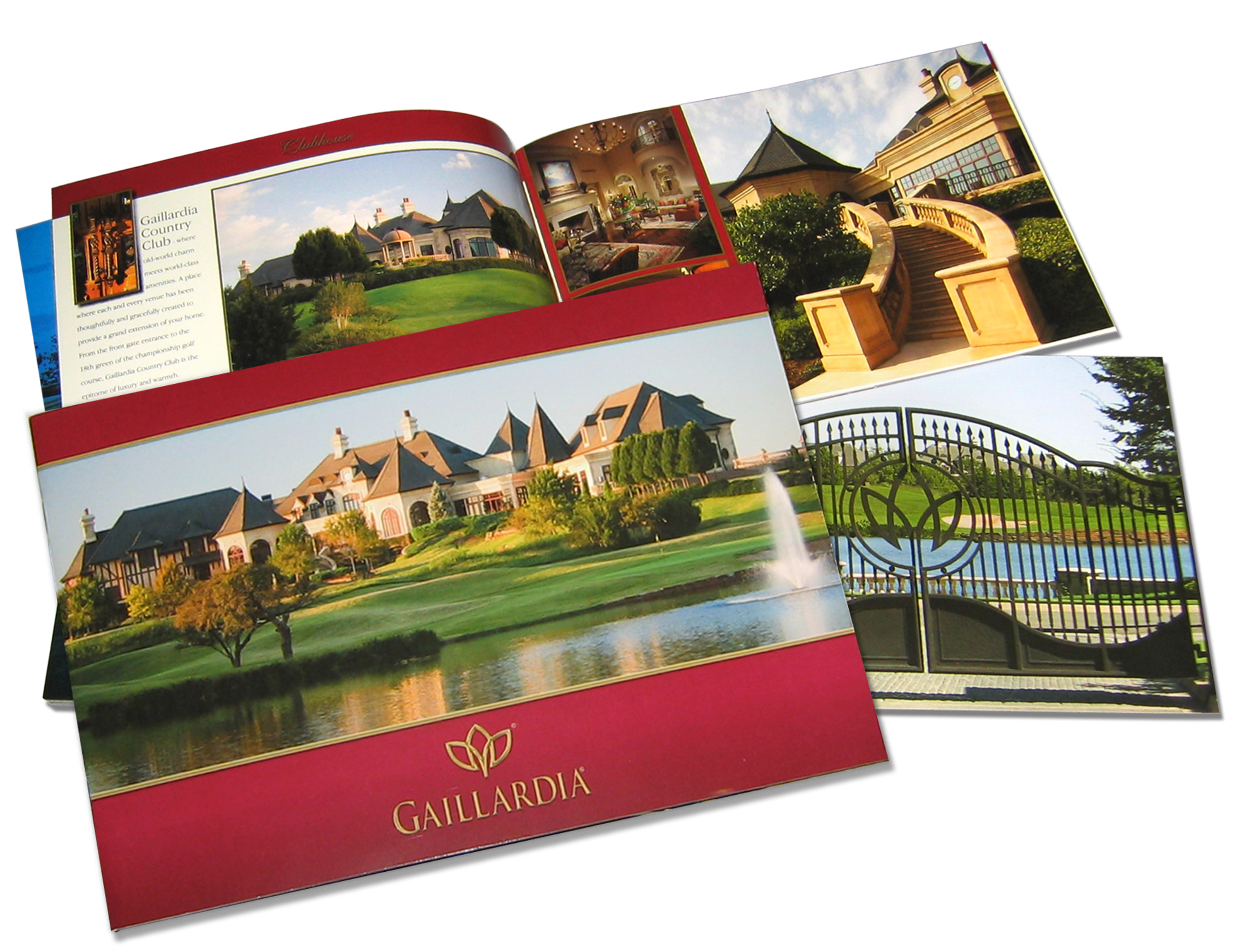Gaillardia Gated Community Brochure