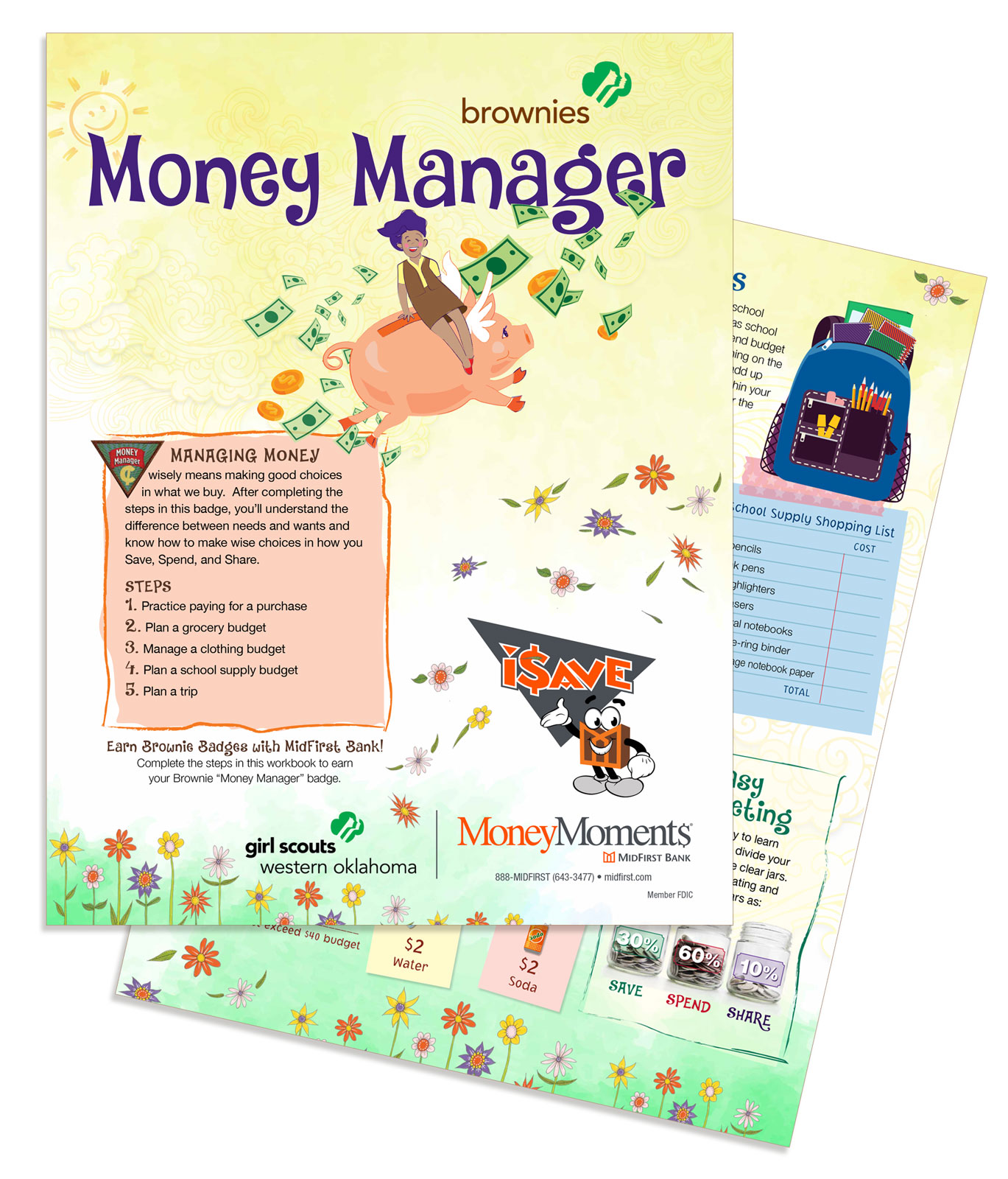 Money Management for Kids, MidFirst