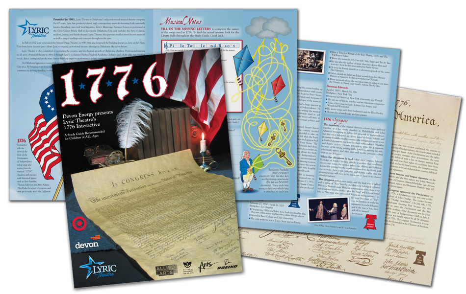 1776, Photo-Illustrations, Design