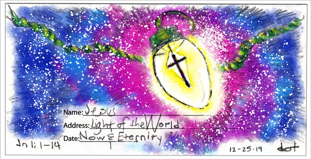Jesus is the Eternal Light of the World, 122519