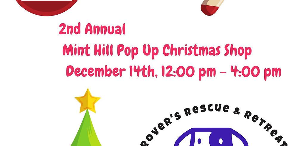 Mint Hill Pop-up Christmas Shop