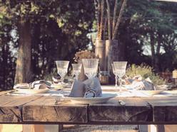 Rehersal dinner in Tuscany