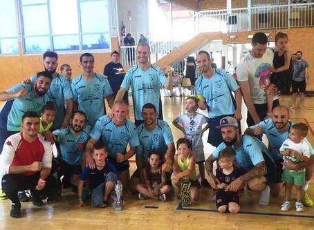 PUGET, vainqueur de la Coupe Futsal Paca