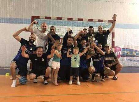 L'Entente Arcoise de Futsal Champion