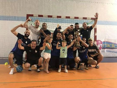 L'Entente Arcoise de Futsal Champion