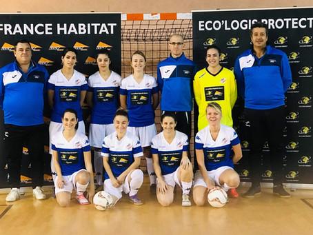 Présentation du Groupe  France  Féminin qui représentera la France à la Coupe d'Europe UEFS