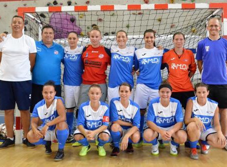 FUTSAL FEMININ INTERNATIONAL -MATCH RETOUR ITALIE – FRANCE