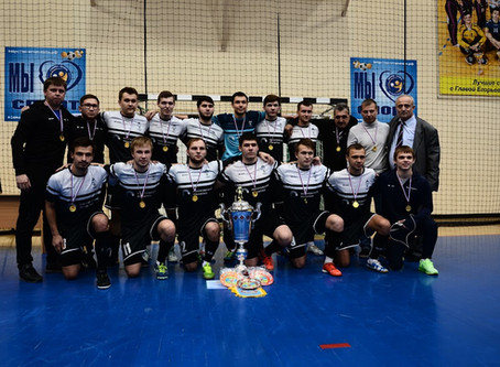 Prague - XXVIII Champions League 2018  : le TORPEDO-MAMI nouveau champion d'Europe