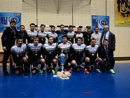 Prague - XXVIII Champions League 2018  : le TORPEDO-MAMI nouveau champion d'Europe