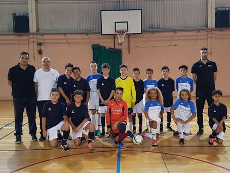 Match Amical U13 UNCFS - Fréjus U13