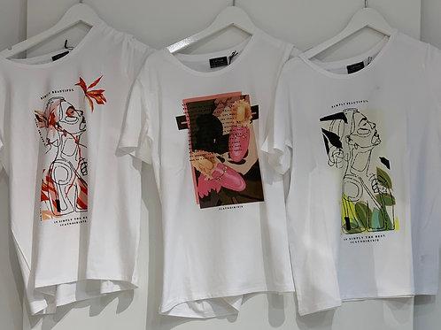 T-Shirt CAT NOIR