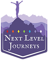 Next Level Journeys chakra balancing logo