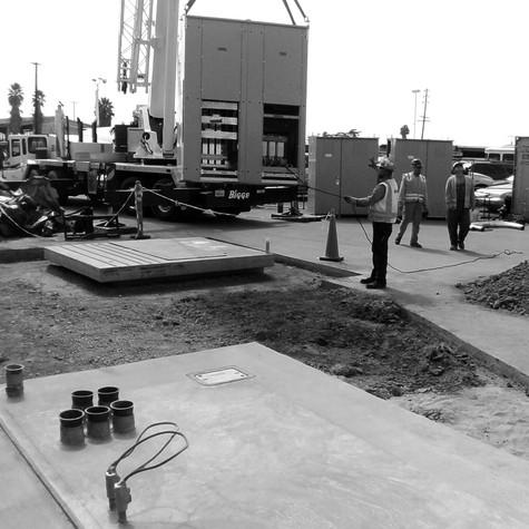 OC Medical Center New Generator