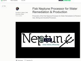 Neptune FS Global Launches Kickstarter Campaign