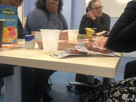 Postcode Parents session
