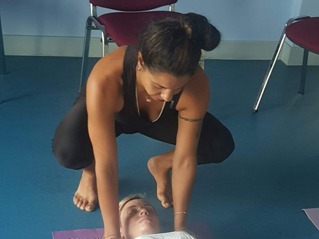 Trauma Yoga Session