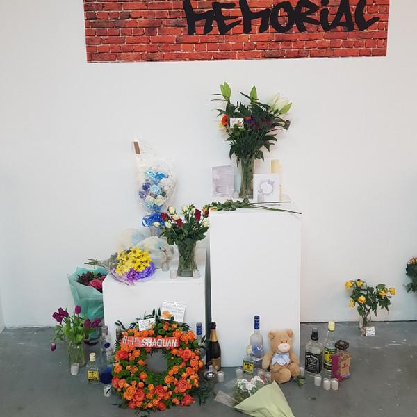 The Street Memorial