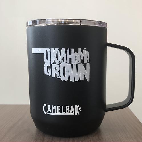 Oklahoma Grown Camelbak Camper mug