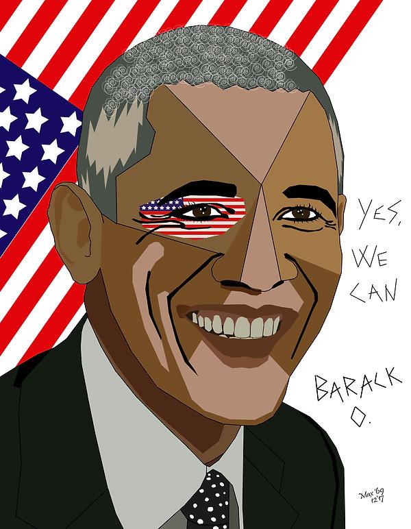 12 Barack O