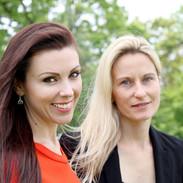 Lisa Burke and Natascha Berndt, MediaLabLuxembourg