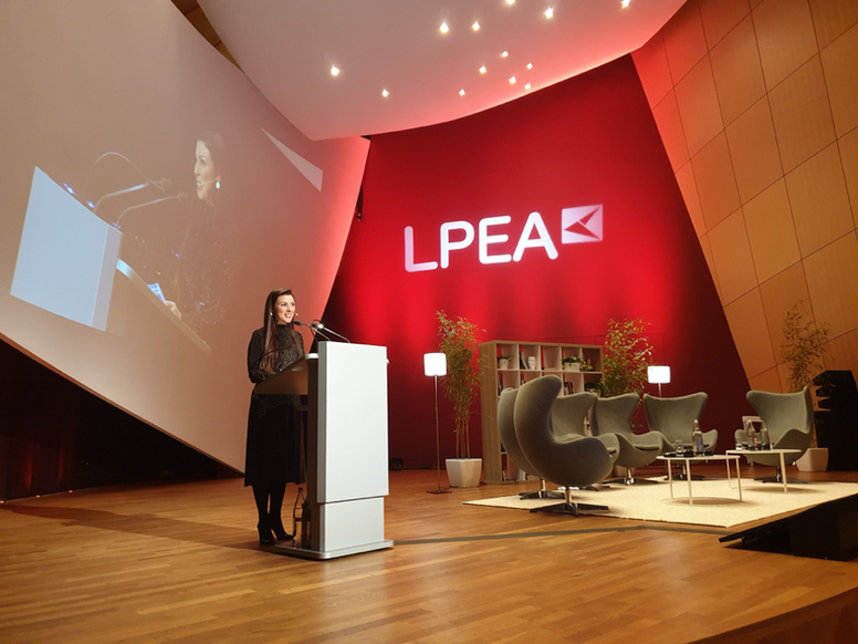 Hosting LPEA event 2019 at the Philharmonie, Luxembourg