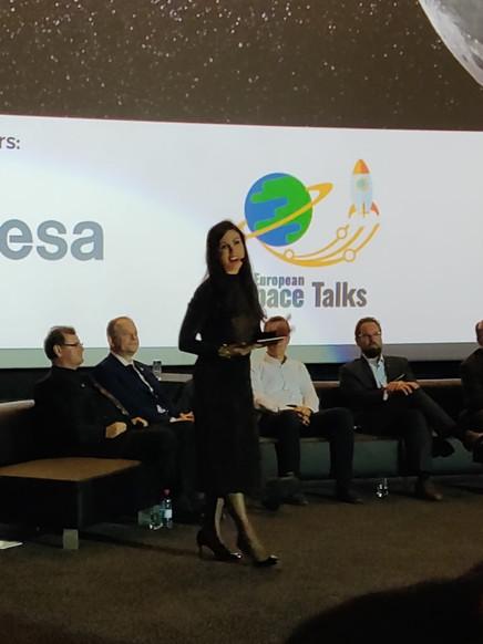 European Space Agency, ESA, Space Talks