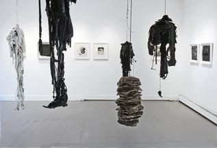 Installation at Garrison Art Center
