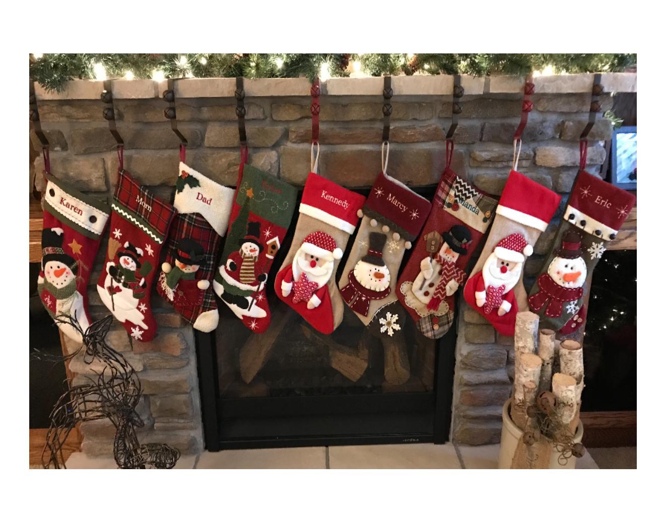 Nelson Christmas Stockings