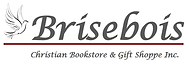 Brisebois Christian Bookstore & Gift Shoppe Logo with Dove