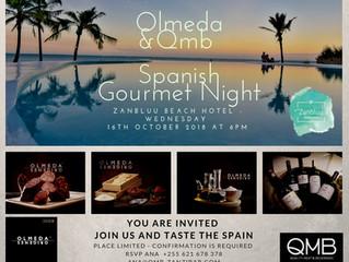 Olmeda&QMB - October 2018