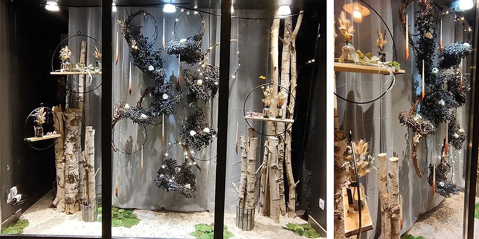vitrine boutique