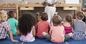 Kindergarten is back at EEC
