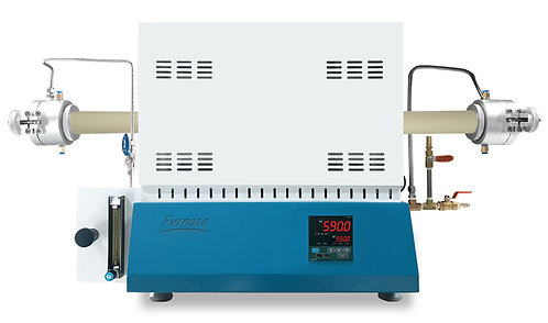 1700℃ / 1800℃ Gas Flow Package & 1700℃ / 1800℃ Tube Furnace