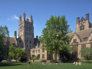 Llegamos a una de las universidades mas prestigiosas en el mundo