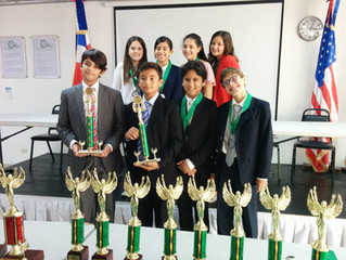 ST. MICHAEL'S DEBATE TOURNAMENT
