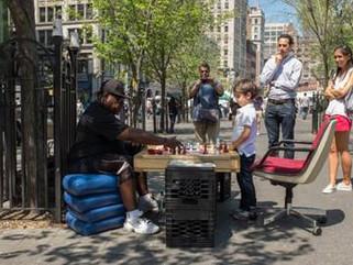 מה הופך מרחב ציבורי למקום שאנחנו רוצים להיות בו