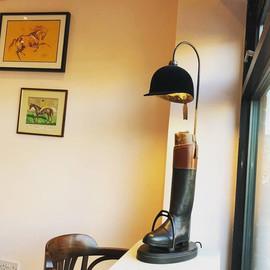 Cortado Coffee Bar Newmarket_Boot Lamp.j
