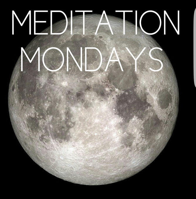 Supermoon Meditation