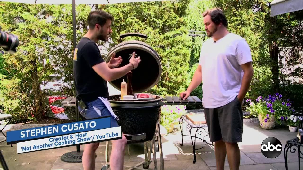 BARBECUE | ABC NEWS AUGUST 22, 2019