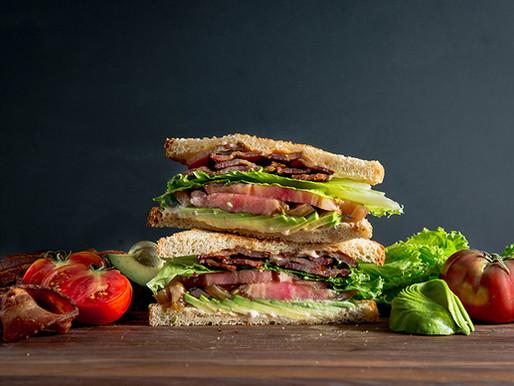 HOW TO MAKE A BETTER BLT SANDWICH