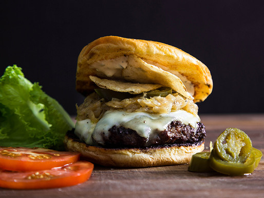 MELTED ONION SHORT RIB BURGER: EPIC BURGER CHALLENGE